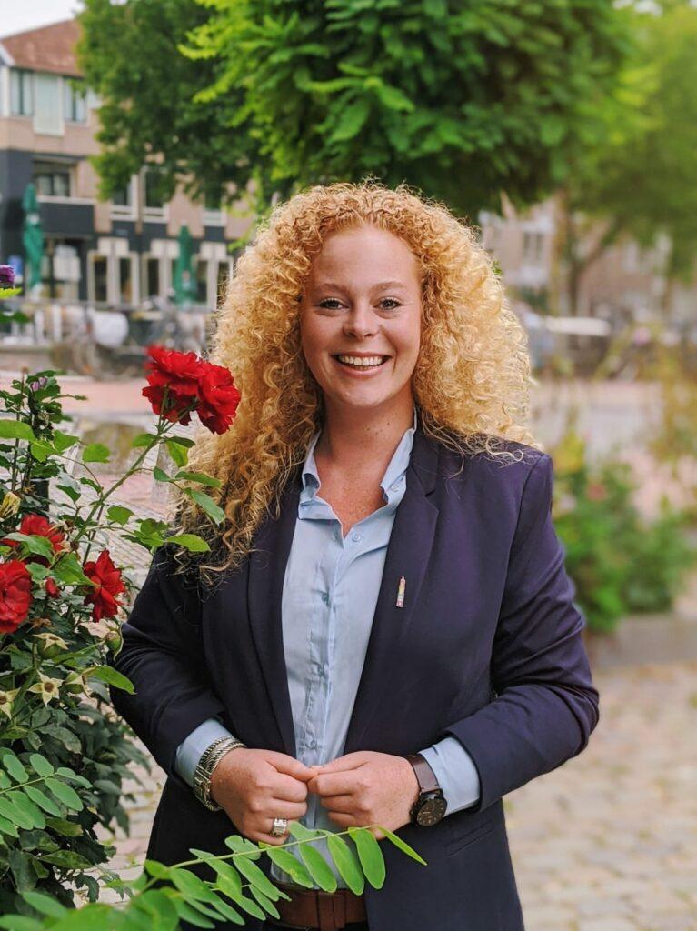 Laura bij COC Midden-Nederland