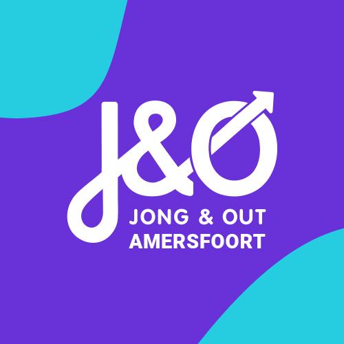 Logo JO rond AMERSFOORT 1 bij COC Midden-Nederland