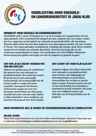 flyer coc voorlichting page 001 bij COC Midden-Nederland